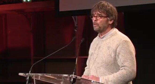 Damien Carême: le défi de l'accueil des réfugiés