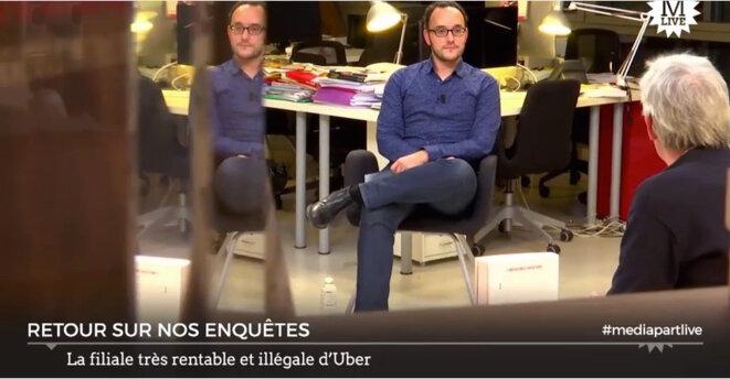 Retour sur nos enquêtes: la filiale illégale de Uber et les états d'âme des sarkozystes