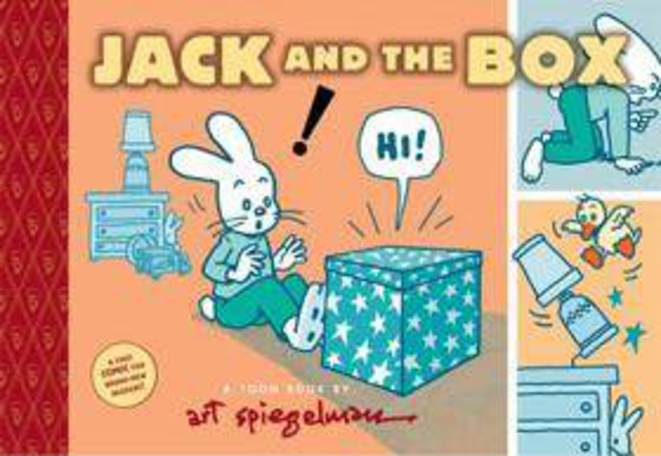Jack And The Box © Art Spiegelman / Casterman