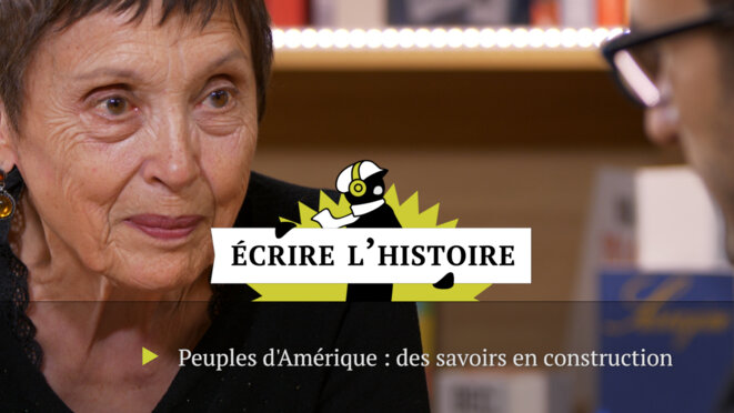 Carmen Bernand: «L'Amérique a toujours été un continent de métissage»