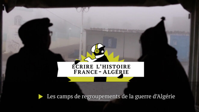 Quand la France a fait de l'Algérie rurale un vaste camp de concentration