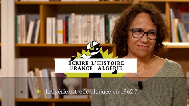 «L'instrumentalisation de l'histoire est dans l'ADN du régime algérien»