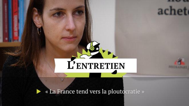Julia Cagé: «La France tend vers la ploutocratie»