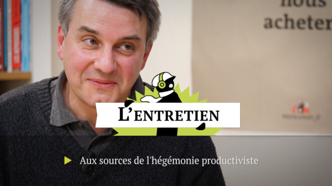 Aux origines intellectuelles du productivisme