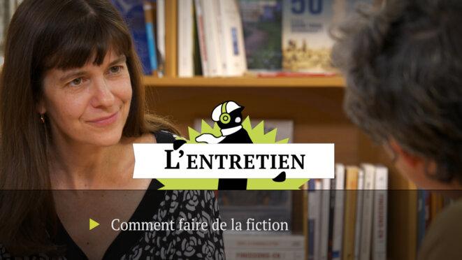 Comment faire de la fiction, avec Emmanuelle Pireyre