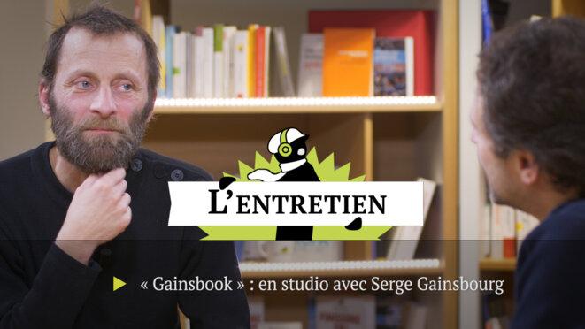 Gainsbourg en studio: la fabrique d'une œuvre musicale