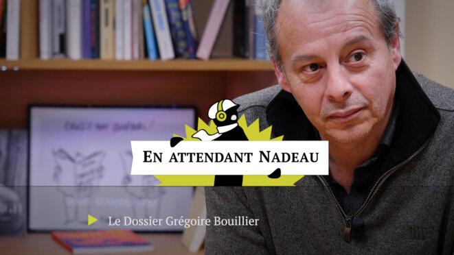 Grégoire Bouillier, entre confessions et consolation