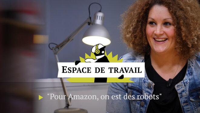 «Pour Amazon, on est des robots»