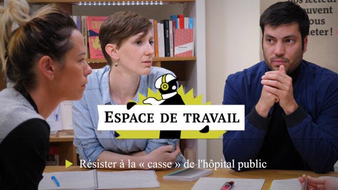 Résister à la «casse» de l'hôpital public