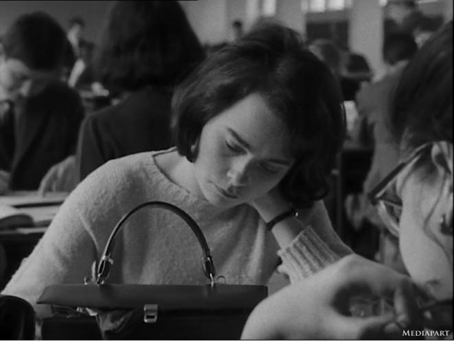 «Une étudiante d'aujourd'hui», par Rohmer en 1966