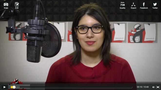 Faïza Zerouala : «Porter le voile est le résultat d'une recherche spirituelle»