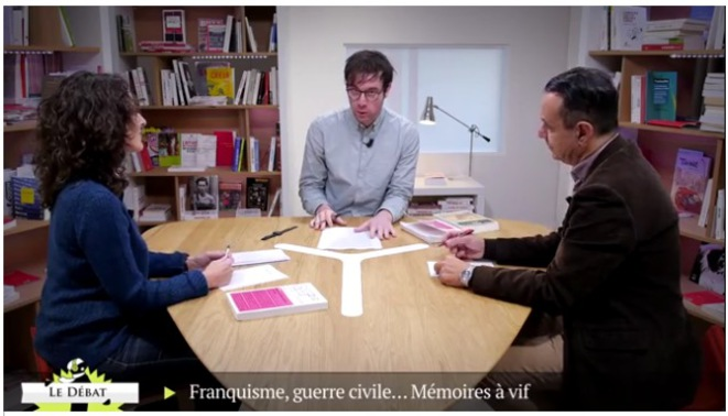 «Quarante ans après la mort de Franco, on commence à ne plus avoir peur en Espagne»