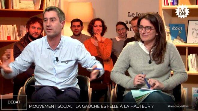 Mouvement social: la gauche est-elle à la hauteur?