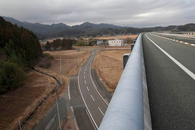 Fukushima (7/7): en route vers la zone
