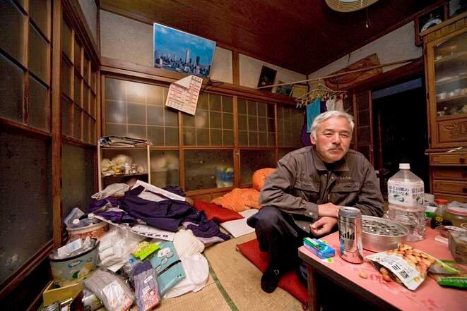 Fukushima (1/7): le dernier homme