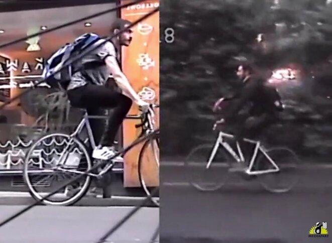 «La Guerre des centimes», celle des livreurs à vélo
