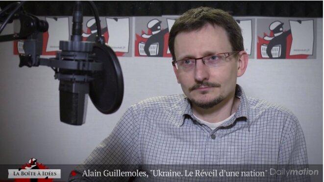 Alain Guillemoles: «La société civile est active en Ukraine»