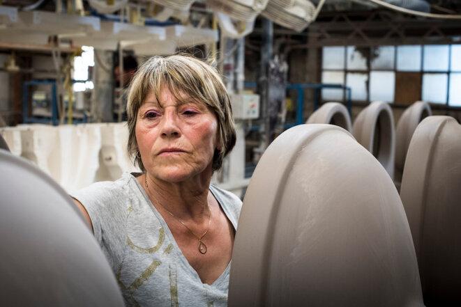 Aube: les derniers jours de l'usine Allia