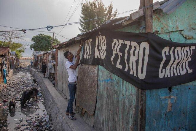 Haïti au bord du précipice après dix-huit mois de crise