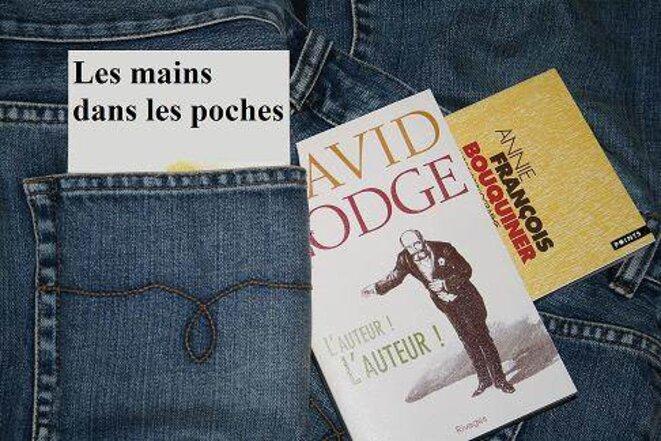 Les mains dans les poches
