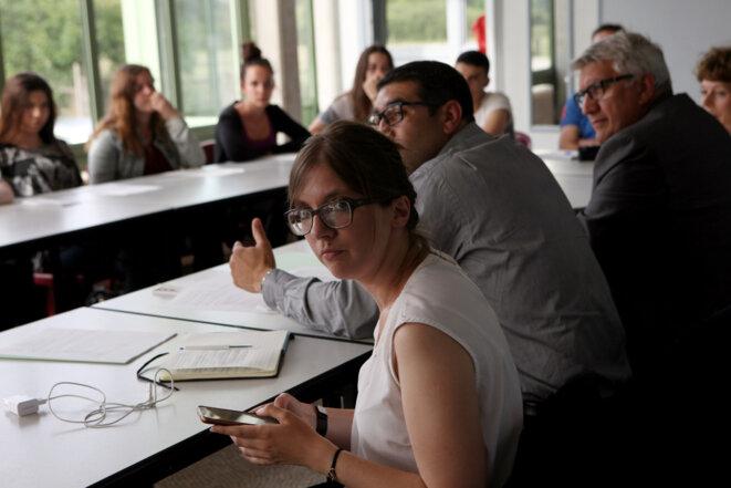 Dans les Yvelines: Aurore Bergé, la droite Juppé contre la droite Boutin