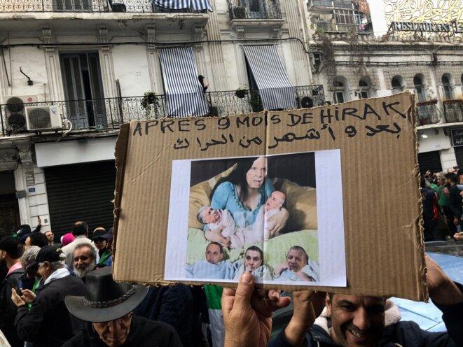 En Algérie, «même notre droit de vote, ils nous l'ont volé»