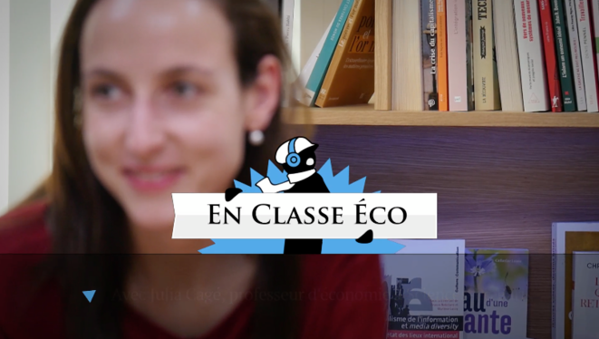 «En classe Eco». Peut-on sauver la presse ?