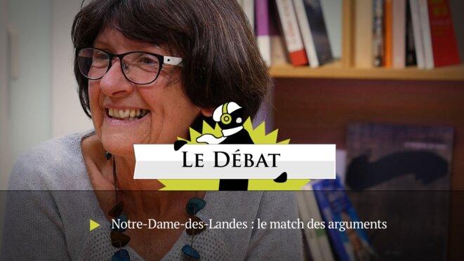 Notre-Dame-des-Landes: le match des arguments