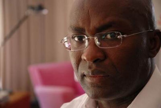 Achille Mbembe (DR)