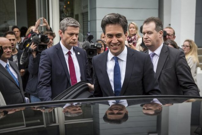 Ed Miliband © Rob Stothard / Getty Images