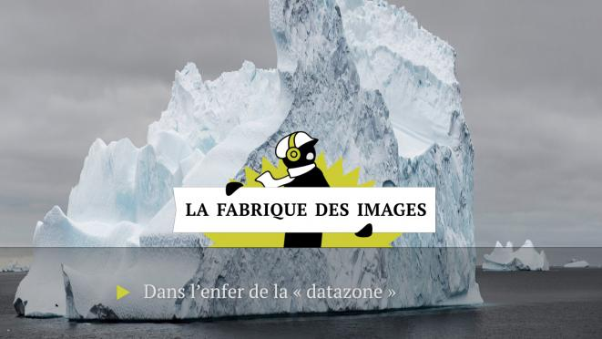 Dans l'enfer de la «datazone» du photographe Philippe Chancel