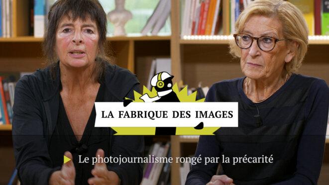 Le photojournalisme rongé par la précarité