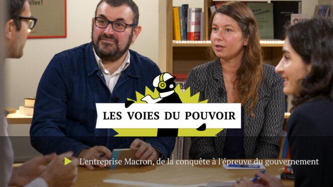 L'entreprise Macron, de la conquête à l'exercice du pouvoir