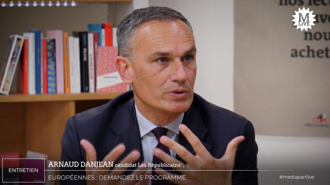 Arnaud Danjean: «Orbán a toute sa place au sein de la droite européenne»
