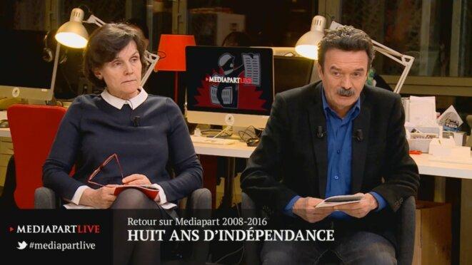 Mediapart 2008-2016: huit ans d'indépendance