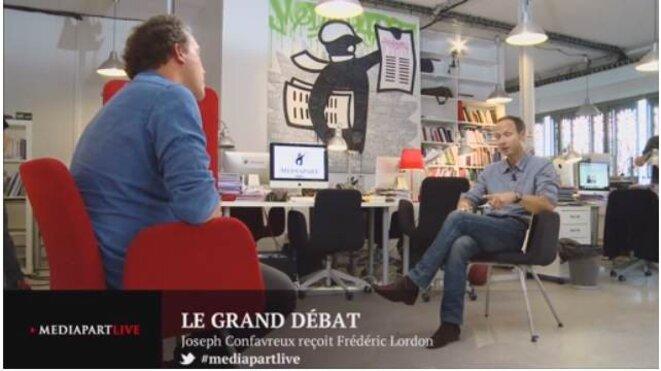 Frédéric Lordon: «Refaire monnaie commune»