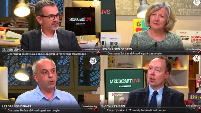 «En direct de Mediapart»: Retour sur les Malta Files, sur l'affaire Tapie, et sur la production de gaz sarin en Syrie