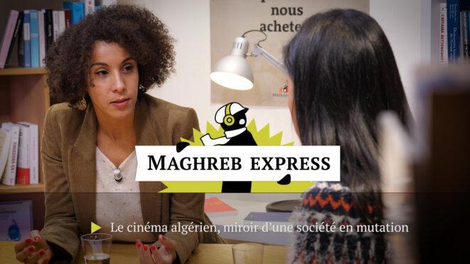Sofia Djama: «L'Algérie n'a pas fait le deuil de ses morts»