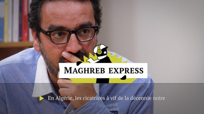 En Algérie, Adlène Meddi explore ce passé qui ne passe pas