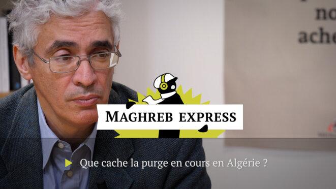 Algérie: ce que cache la purge en cours