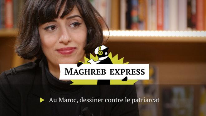 Au Maroc, dessiner contre le patriarcat