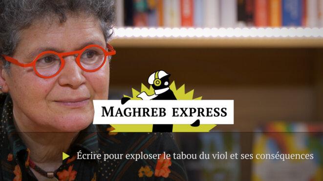 Ecrire pour exploser le tabou du viol au Maghreb