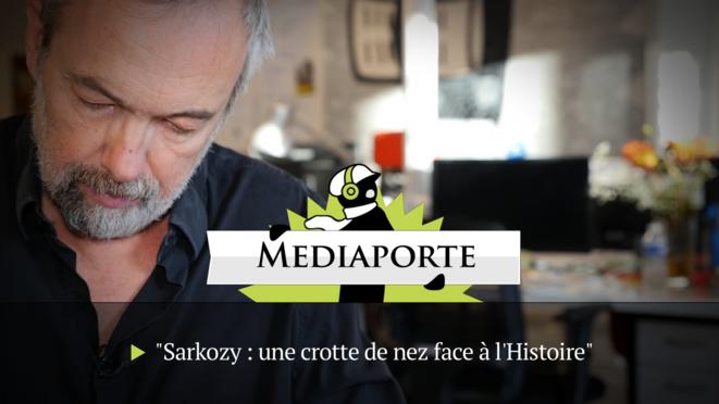 MediaPorte: «Sarkozy, une réputation ravagée»