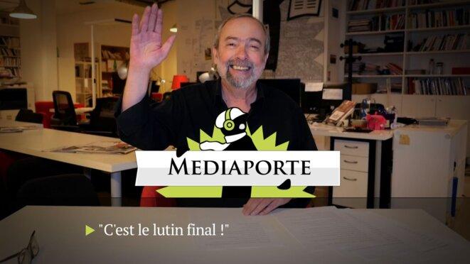 MediaPorte: «C'est le lutin final!»