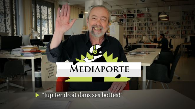 MediaPorte: «Jupiter droit dans ses bottes»