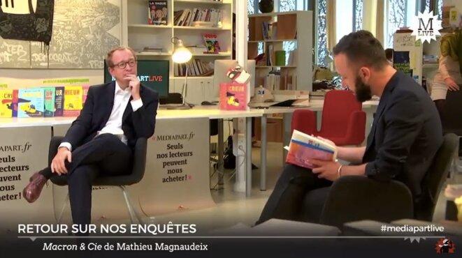 «En direct de Mediapart»: retour sur la machinerie Macron