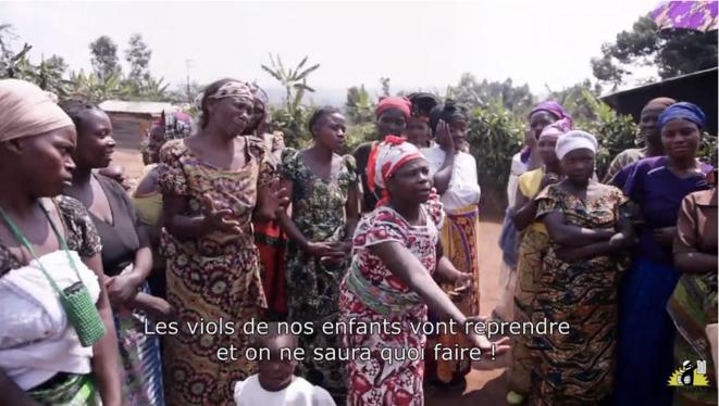 «Maman Colonelle», policière congolaise et mère de toutes les victimes