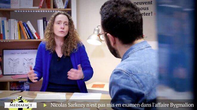 Mediafact: Sarkozy, le fantôme de l'affaire Bygmalion