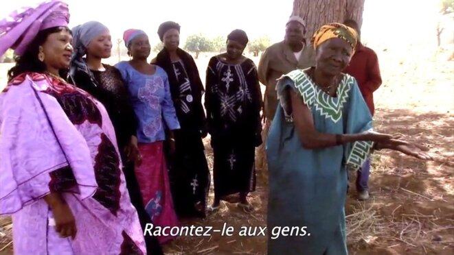 «Les Médiatrices», la paix en chantant