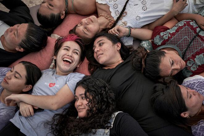 Les jeunes Mexicaines se rebellent